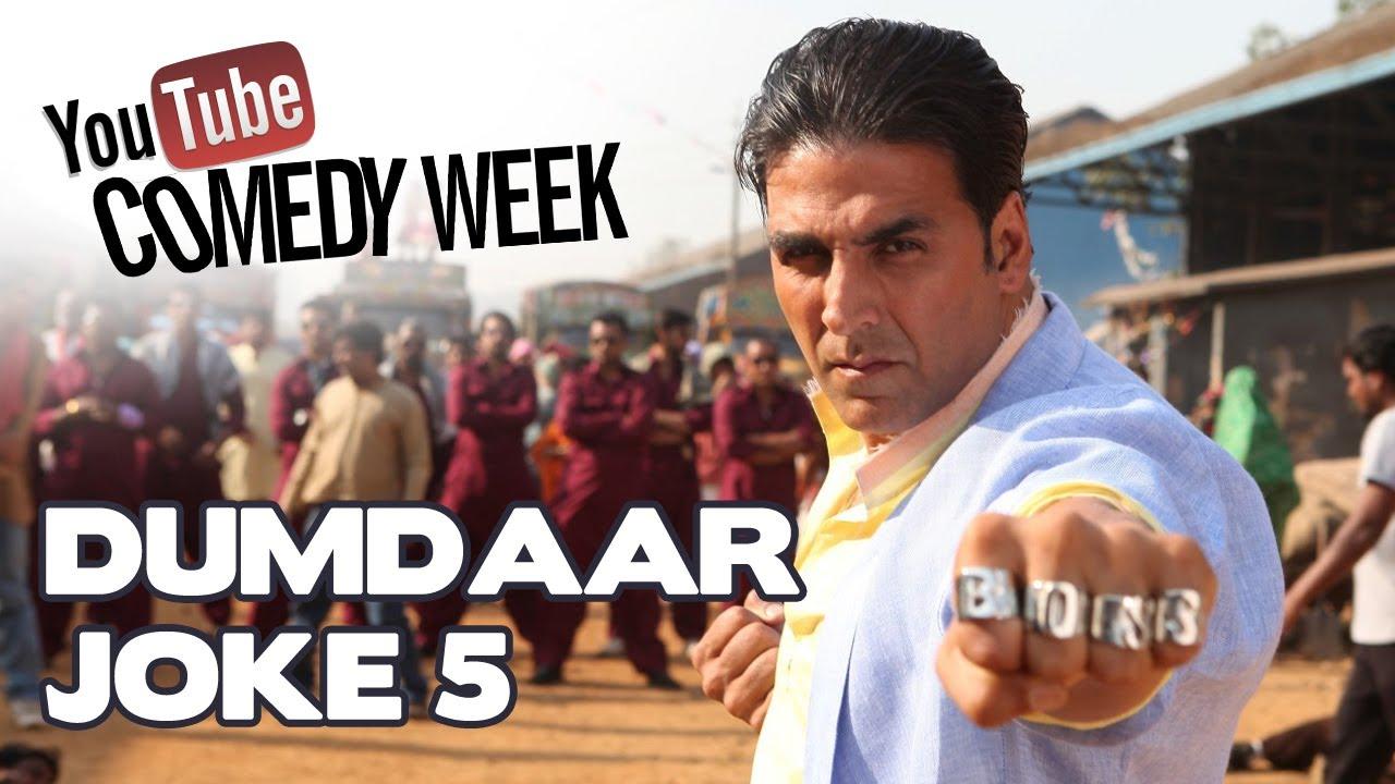 YouTube Comedy Week with BOSS | Dumdaar Joke 5 | Akshay Kumar
