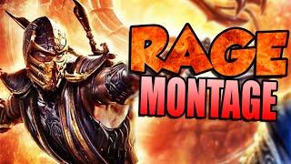Mortal Kombat - Rage Montage