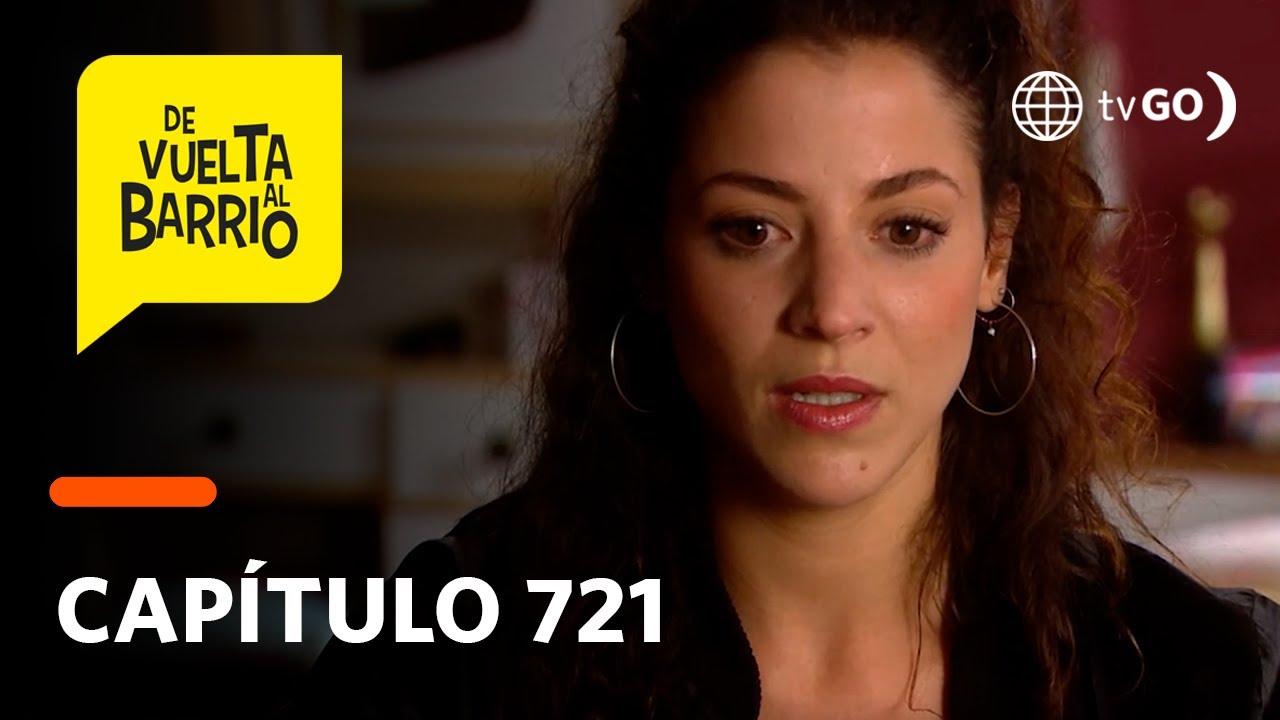 Download De Vuelta al Barrio 4: Alicia descubrió el secreto de Sofía (Capítulo 721)