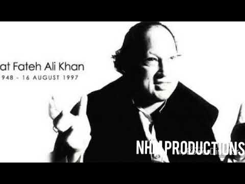 Gham Hai Ya Khushi Hai Tu (Remix)    Ustad Nusrat Fateh Ali Khan    NHM Productions