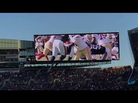 Bears Vs Panthers Intro