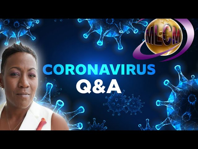 03-02-2021 - COVID-19 Q&A with Dr. Haugabrook, James E. Chandler, Sr, Overseer