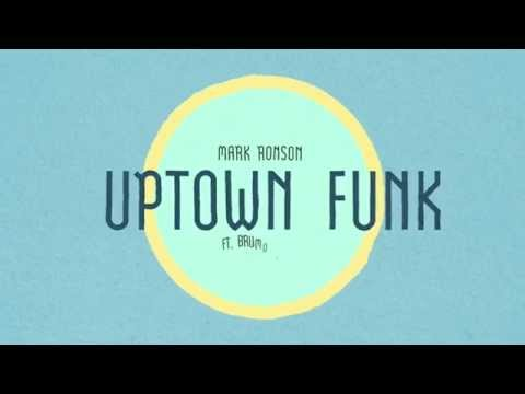 WORK 07 KINETIC MV - UPTOWN FUNK !