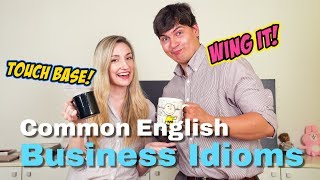 VT English | 超實用!職場必備英文片語 Common English Business Idioms