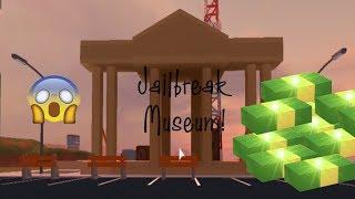¡Comienzo del nuevo robo al museo! Roblox Jailbreak