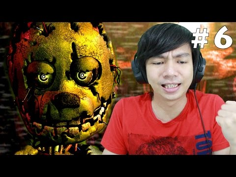 Five Nights at Freddy's 3 - Part 6 Night 4 - 동영상