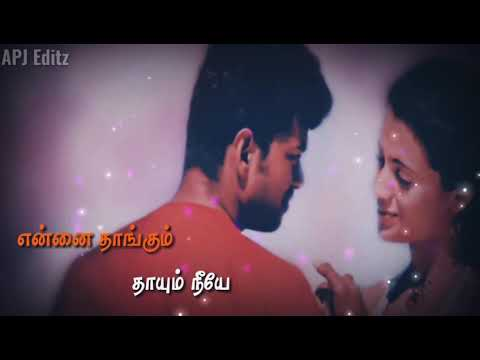 kannum-kannumthan-song-❤-vijay-super-hit-song-lyrics-❤---thirupachi- -tamil-whatsapp-status