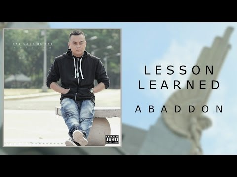 Abaddon - Lesson Learned (With Lyrics)