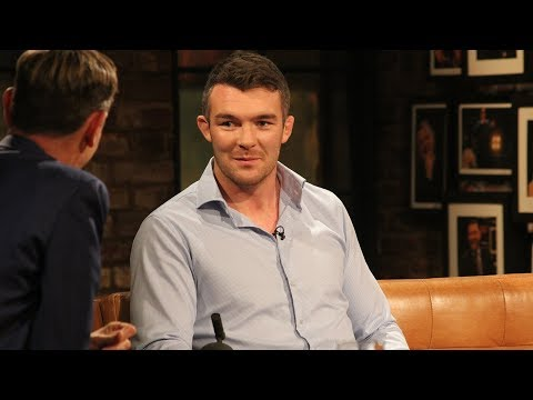 Peter O'Mahony on Axel Foley and the Irish Supporters | The Late Late Show | RTÉ One