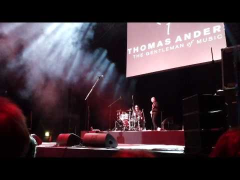 Thomas Anders - Jet airliner/Atlantic is calling (Live in Tallinn, December 9, 2014)