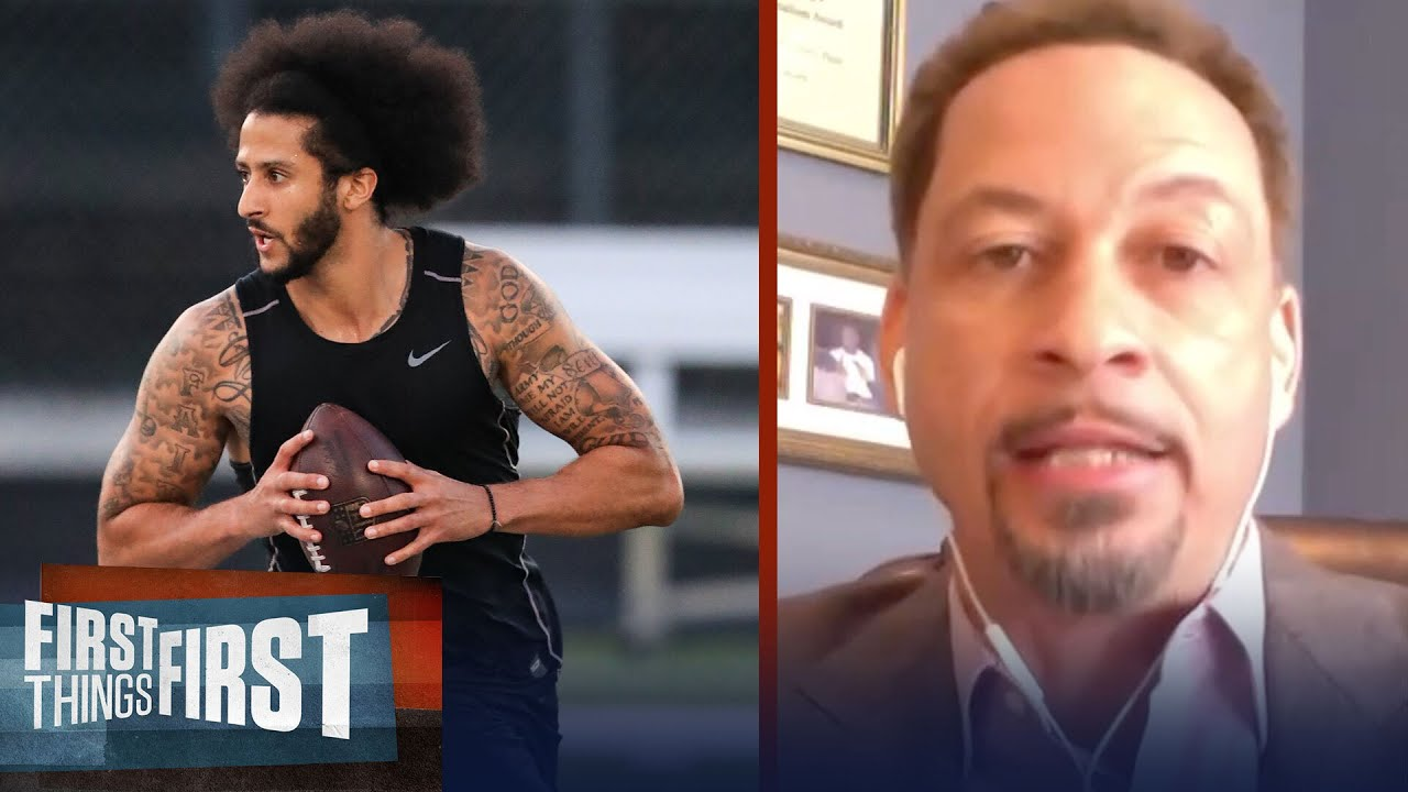 I think Seattle is the best fit for Colin Kaepernick — Chris Broussard | NFL | FIRST THINGS FIRST