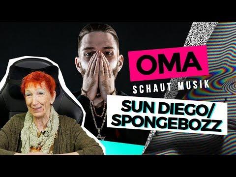 Oma schaut Musik - Sun Diego / SpongeBOZZ