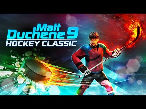Matt Duchene's Hockey Classic (by Distinctive Games) - iOS/Android - HD Gameplay Trailer