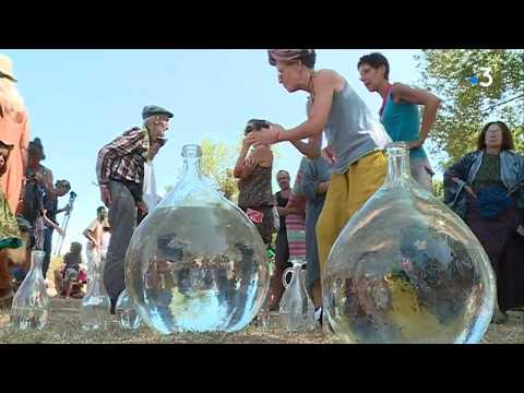 Gard : s'initier à la transition écologique en pratique au festival Terre de Convergence d'Attuech - - France 3 Occitanie