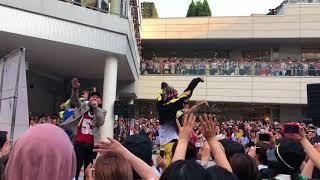 DA PUMP「U.S.A.」発売記念イベント 2018.06.09 たまプラーザ2部.