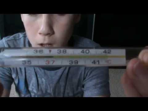 Как быстро поднять температуру на иртутном градустнеке без нагрева.