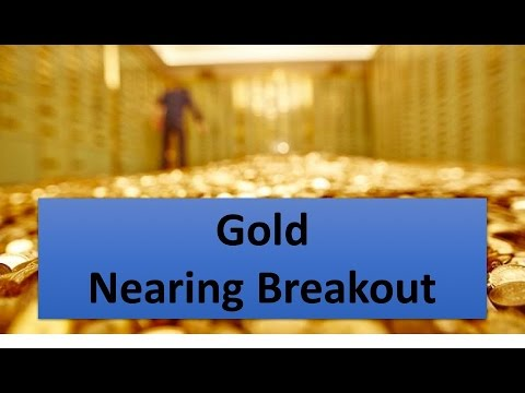 Gold & Silver Price Update - April 12, 2017 + Gold Nearing Major Breakout