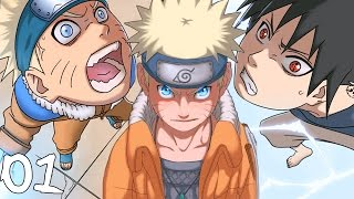 MY BODY IS READY! | Naruto: Uzumaki Chronicles - Walkthrough Part 1, Gameplay PS2