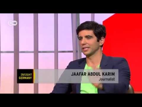 DW Presenter Jaafar Abdul Karim | Insight Germany