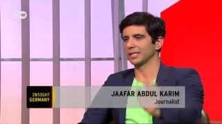 DW Presenter Jaafar Abdul Karim | Insight Germany