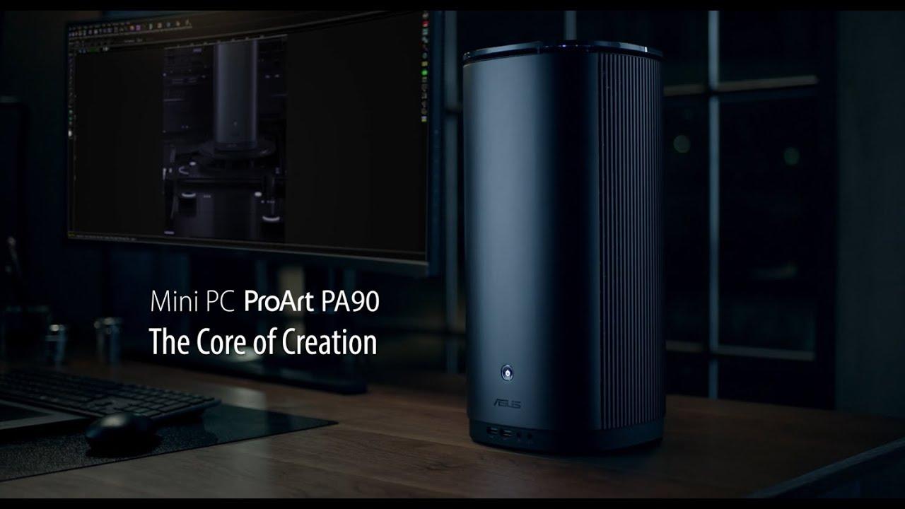 Resultado de imagen para ASUS Mini PC ProArt™ PA90