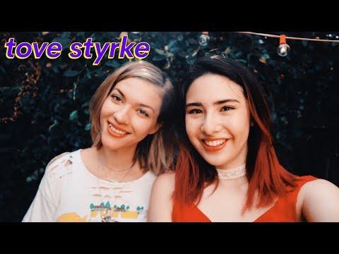 TOVE STYRKE Interview- Mistakes, growing up in Umeå Sweden, Swedish Idol, Bjork