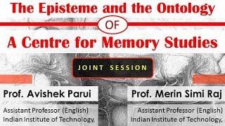 71st Online Lecture Organized by CC1919   Prof.  Avishek Parui   Prof. Merin Simi Raj