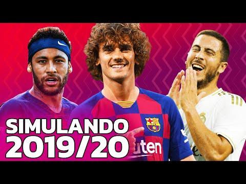 É ISSO QUE ACONTECERÁ NESSA TEMPORADA?! Simulando 2019/20 no FM19 | Football Manager 2019