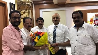 KFCC President Sa Ra Govindu Wish Commissioner Praveen Sood