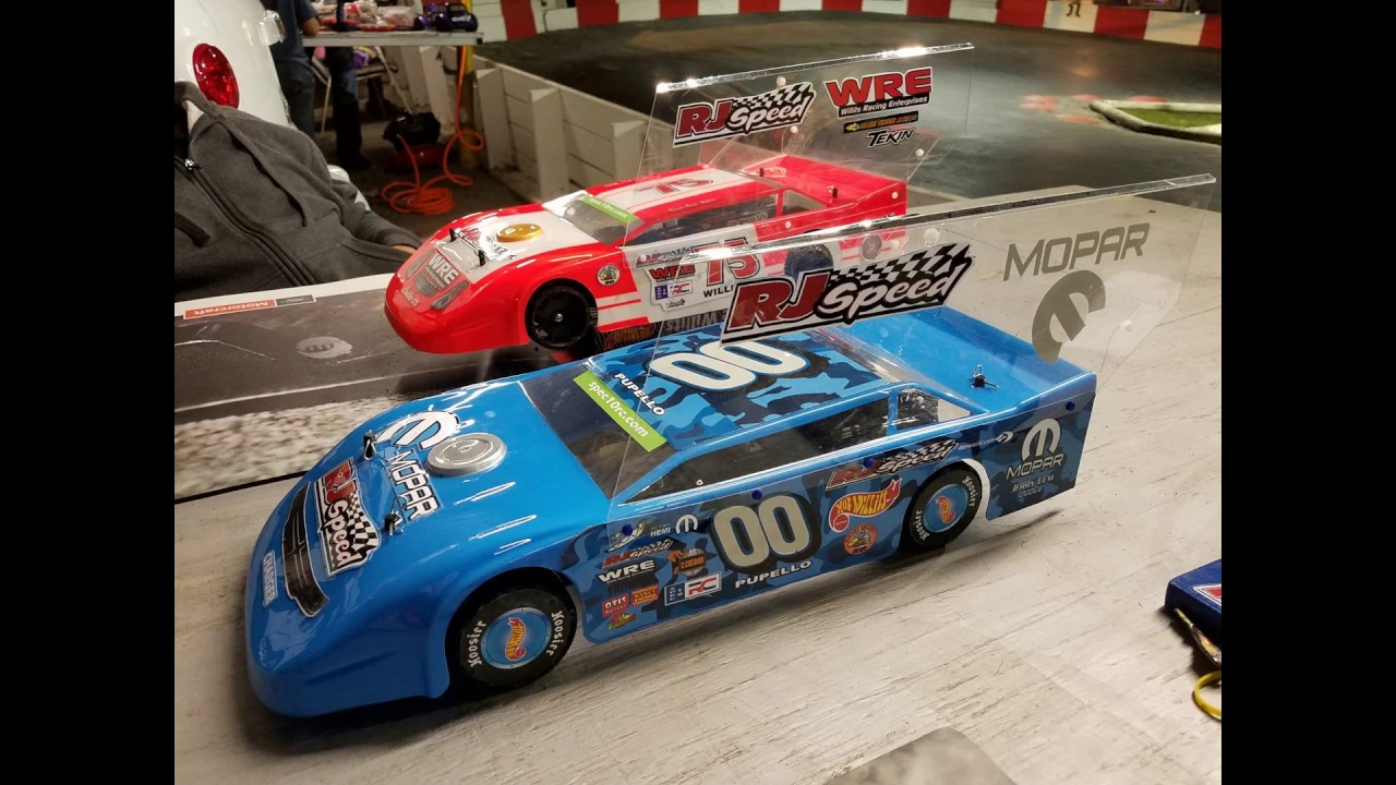 Late Models For Less >> RJ SPEED SPEC 10 OUTLAW DIRT LATE MODEL RACING FROM WAR ...