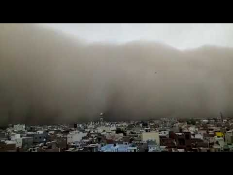 Rajasthan dust storm: Over 70 people dead after rain and dust storms lash Uttar Pradesh