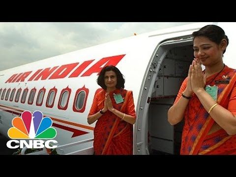 Air India Breaks Record For World's Furthest Non-Stop Flight | CNBC
