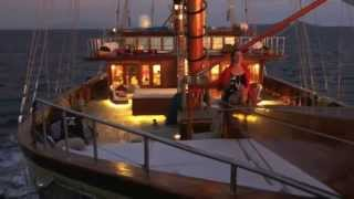 Lamima Traditional Indonesian Luxury Yacht Adventure