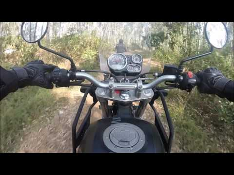 Royal Enfield Himalayan - First ride and Impressions | Test ride | Honest opinions and review