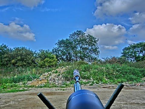 Air Rifle Shooting Pest Birds 2014 Compilation.