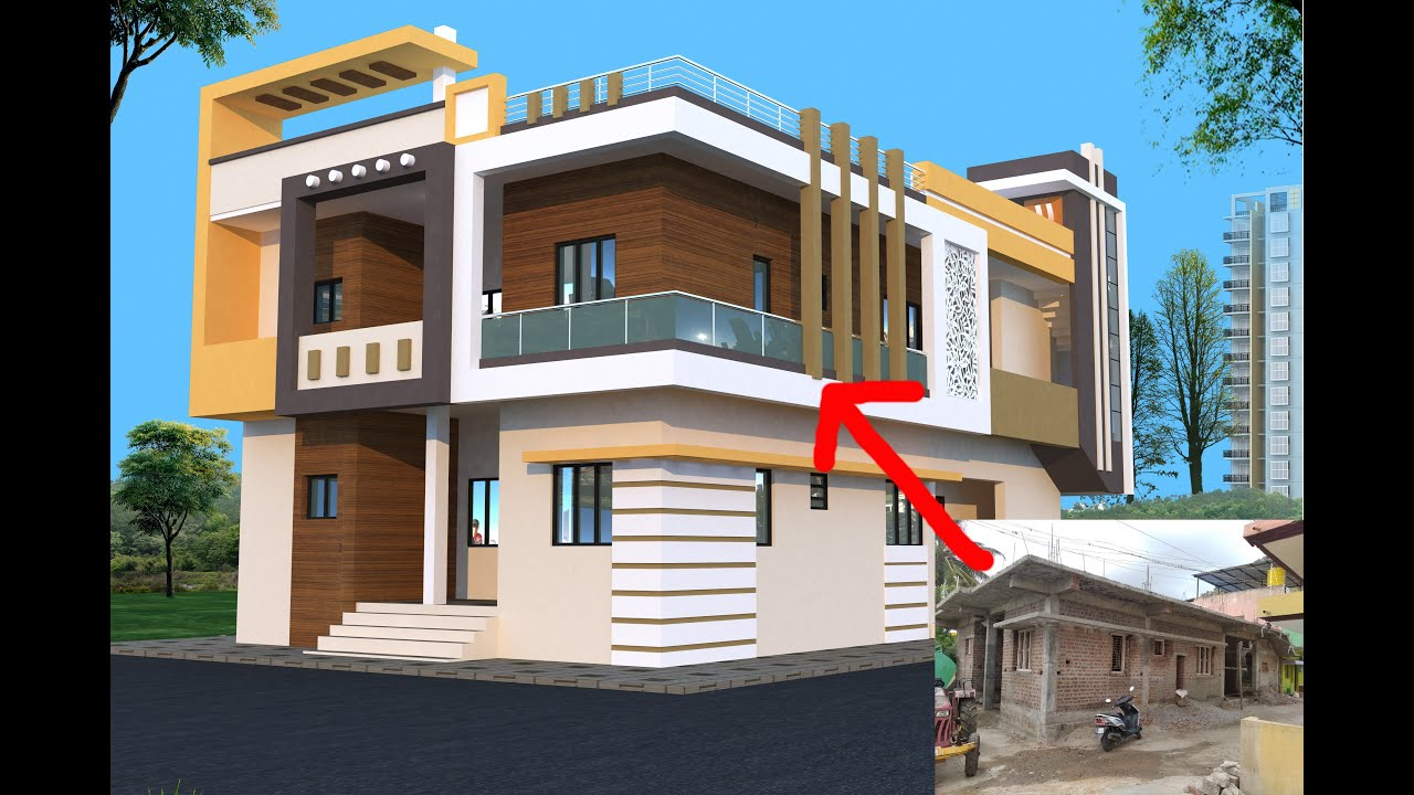 New House Ideas For Indian 2020 Modern Home Designs For Indian Style Latest House Design In India Youtube