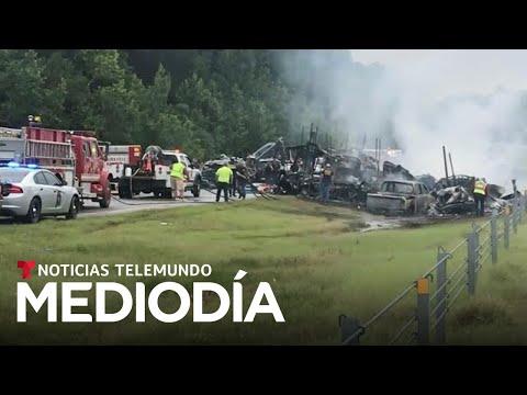Noticias Telemundo Mediodía, 21 de junio de 2021 | Noticias Telemundo