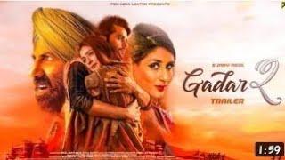 Gadar 2 movie trailer upcoming Hindi