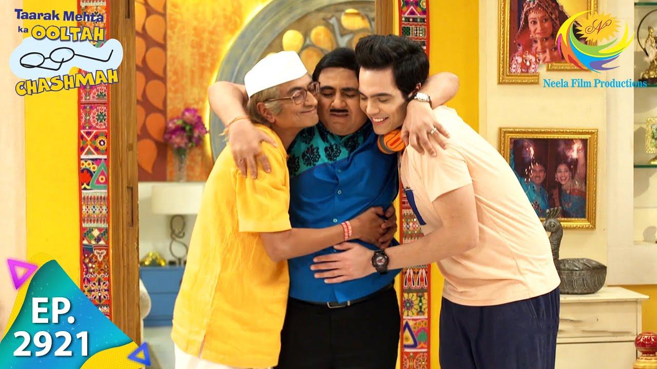 Download Taarak Mehta Ka Ooltah Chashmah - Episode 2921 - Full Episode