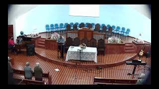 Transmissão ao vivo - Igreja Presbiteriana de Alto Jequitibá - 08/03/21 Noite