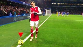 10 Times Mesut Özil Destroyed Big Teams