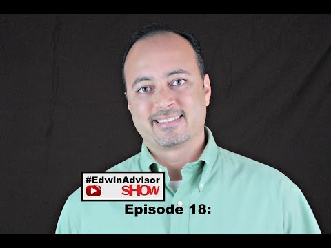 What is the Best Student Credit Card? The #EdwinAdvisor Show Episode 18