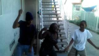 Yg say stop dance