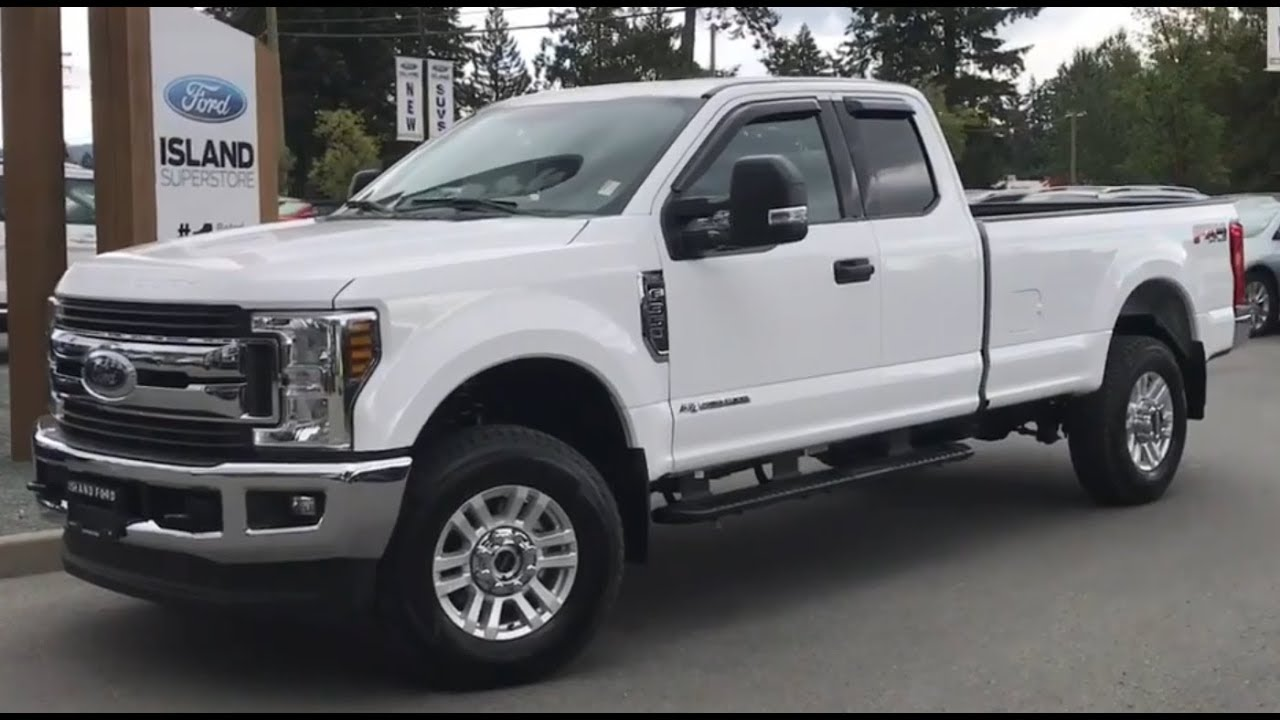ford   xlt fx camper  diesel supercab review island ford youtube
