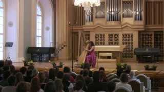 Lukáš Matoušek: Biblická sonáta - I. Moderato / Hana Hrachovinová