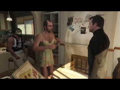 GTA V Merryweather Heist - Offshore - Second Heist