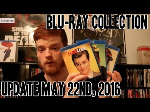 Blu-Ray Collection Update - May 22nd, 2016