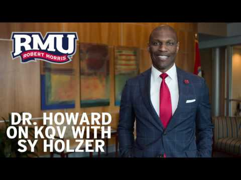 Chris Howard on The PNC Business Journal with Sy Holzer