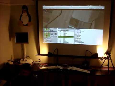 Παρουσίαση Paparazzi Autopilot για UAV και OpenPilot για Quadcopter [27/03/2013]