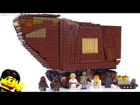 75220 Sandcrawler LEGO Star Wars NEU /& OVP